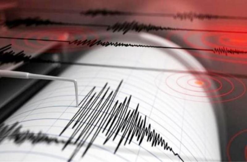 Σεισμός στην Κρήτη με εστιακό βάθος μόλις 5 χιλιόμετρα!