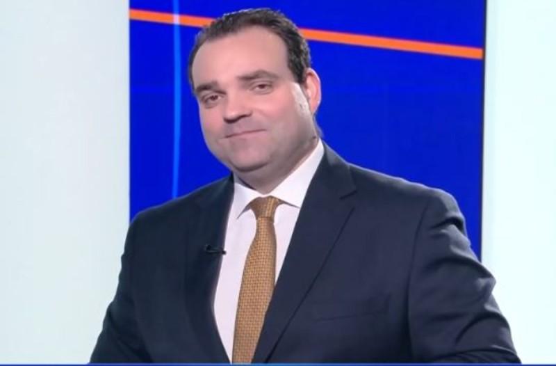 Κλέαρχος Μαρουσάκης -