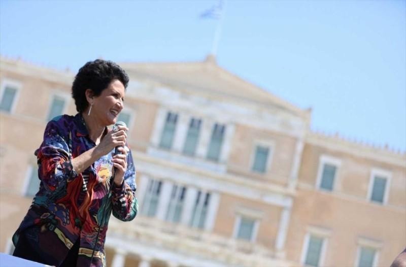 «Έκλαψα, αυτό που έζησα…» - Συγκλονίζει η Άλκηστις Πρωτοψάλτη για την κινητή συναυλία