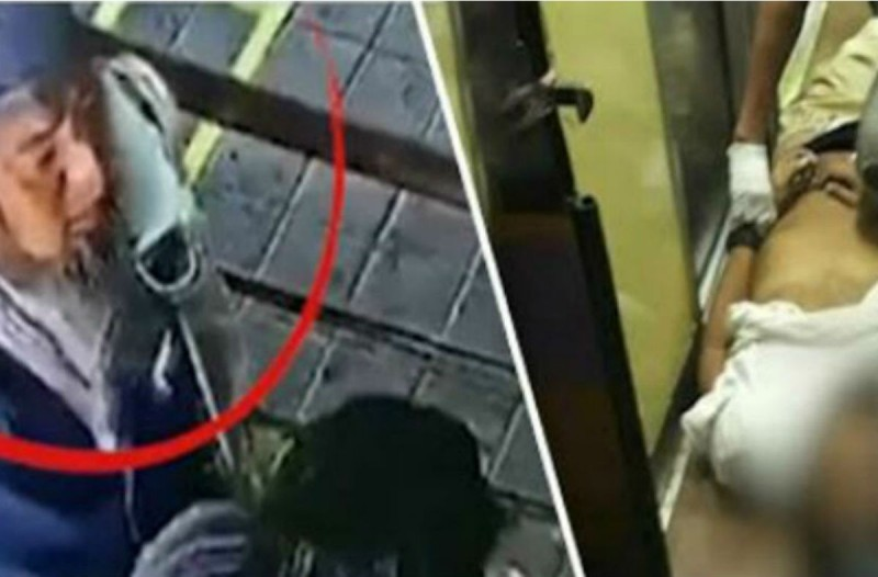 Βίντεο-σοκ: 56χρονος ασθενής με κορωνοϊό φτύνει στο πρόσωπο άνδρα και μετά πέφτει νεκρός