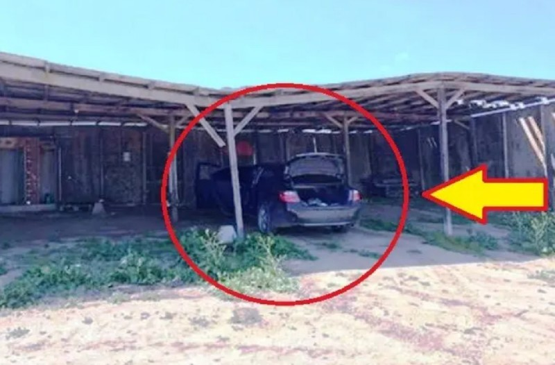 Ανακάλυψε ένα εγκαταλειμμένο αυτοκίνητο... Όταν είδε τι είχε μέσα, δεν πίστευε στα μάτια του (Video)