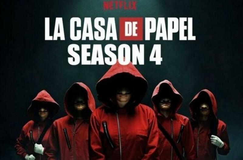 La Casa de Papel: «Φωτιά» τα σχόλια στο twitter για την 4η σεζόν - «Πρωταγωνιστές» κορωνοϊός, Τσιόδρας και… Τσέρνομπιλ (photo)