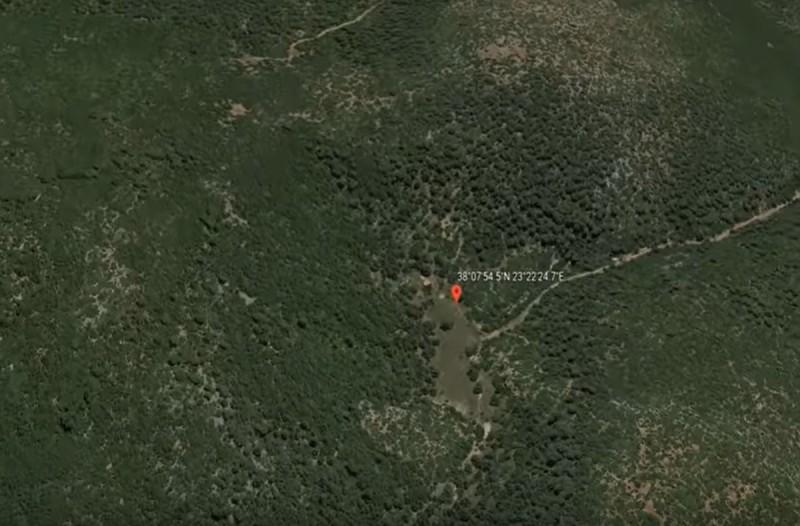 Το Google Earth λύνει το μυστήριο της δολοφονίας του Μάριου Παπαγεωργίου! Τι βρέθηκε στο συγκεκριμένο σημείο;