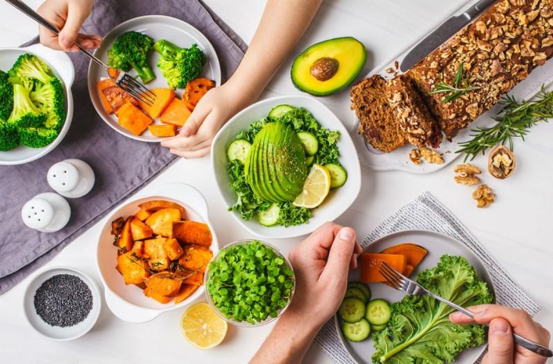 Η αντιοξειδωτική δίαιτα χωρίς κρέας που έχουν λατρέψει όλες οι celebrities