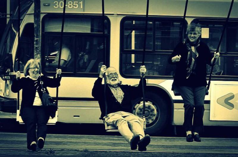 Η φωτογραφία της ημέρας: Ευρωπαϊκή ημέρα για την ενεργό γήρανση και τη διαγενεακή αλληλεγγύη