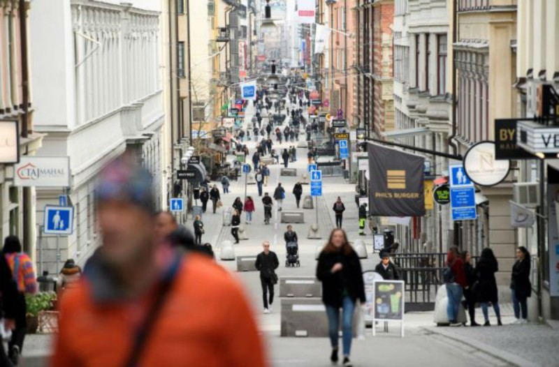 Κορωνοϊός Σουηδία: 793 συνολικά οι νεκροί - 106 μόνο το τελευταίο 24ωρο