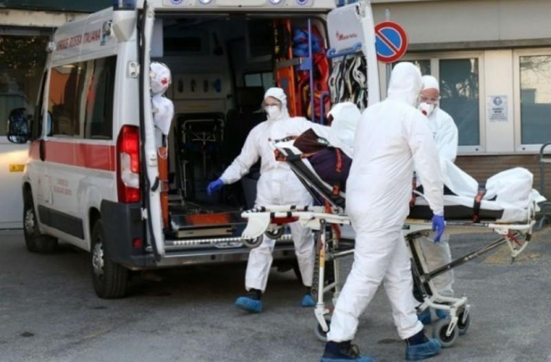 Κορωνοϊός: O εφιάλτης συνεχίζεται στην Ιταλία - 727 νεκροί σήμερα, 13.155 συνολικά
