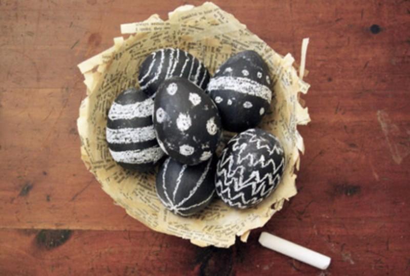 αυγά μαύρα
