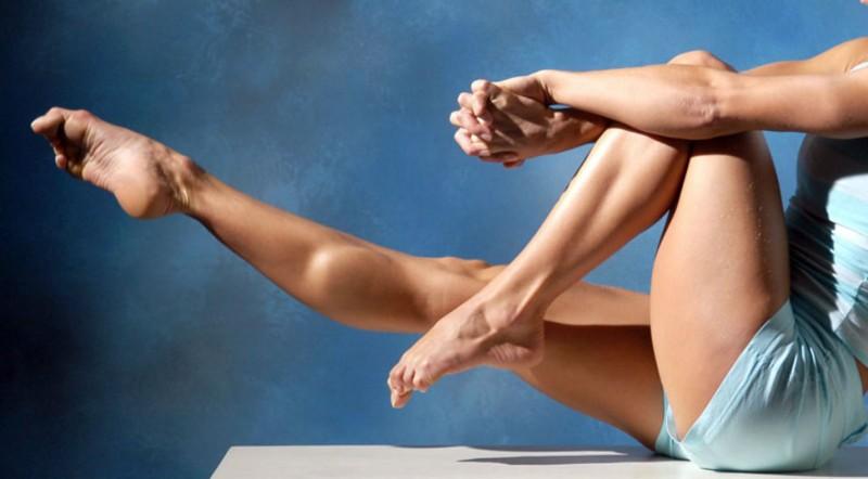 Αποκτήστε άψογα καλογυμνασμένα πόδια μέσα σε 12 λεπτά!