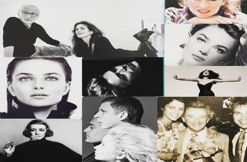 Θρήνος στο χώρο της μόδας - Πέθανε θρυλικός φωτογράφος των σταρ (photo)
