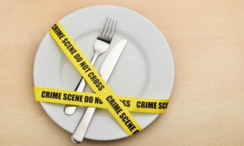 επικίνδυνες τροφές