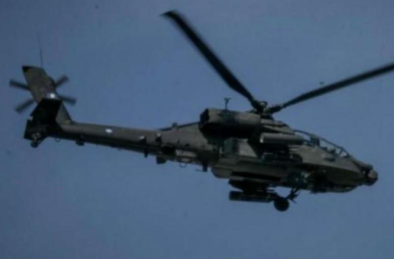 Συντριβή ελικοπτέρου του ΝΑΤΟ στη Κεφαλονιά: 1 νεκρός - 5 αγνοούμενοι