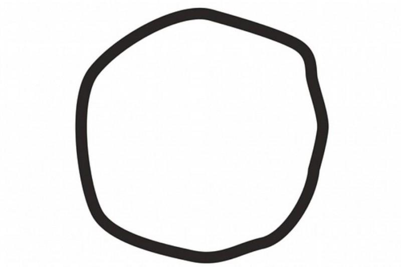 δύσκολο τεστ με κύκλο