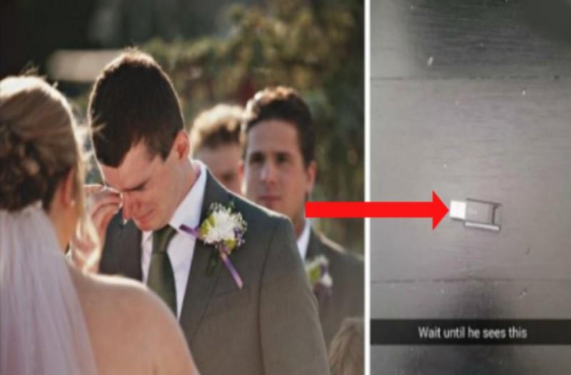 Την μέρα του γάμου της είπε ότι θέλει να την χωρίσει - Ο λόγος; Δεν φαντάζεστε τι έκανε ο φίλος του