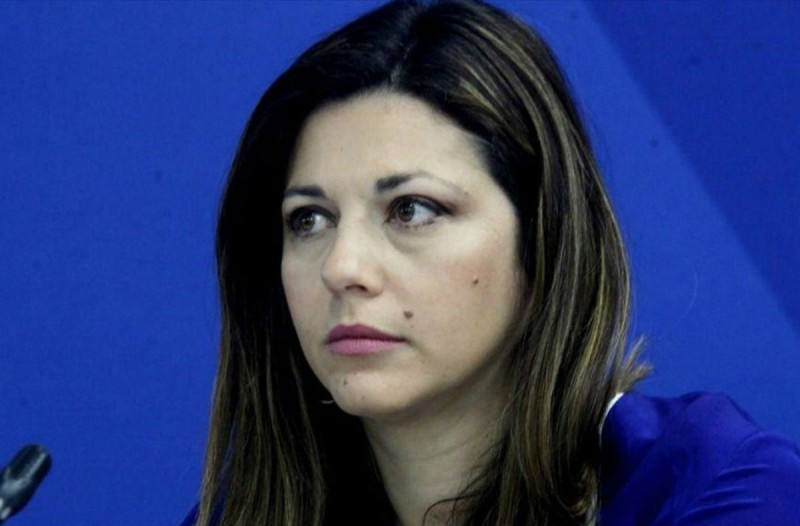 H υφυπουργός Παιδείας, Σοφία Ζαχαράκη, για Πανελλήνιες και προαγωγικές εξετάσεις