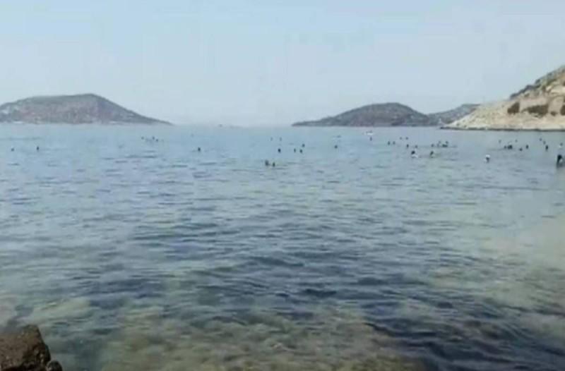 Η ονειρεμένη παραλία στην Αττική, 55 χιλιόμετρα από την Αθήνα, που έχει ξετρελάνει Έλληνες και ξένους