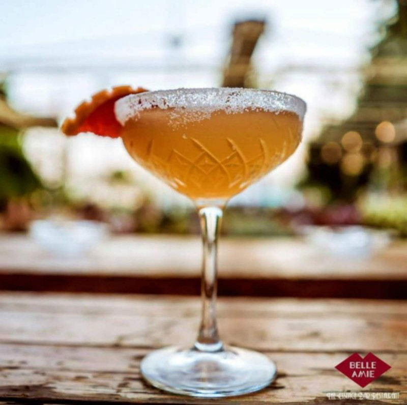 Belle Amie dinner & cocktails
