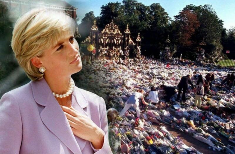 Σάλος στο Buckingham - Η πριγκίπισσα Νταϊάνα στοιχειώνει το παλάτι
