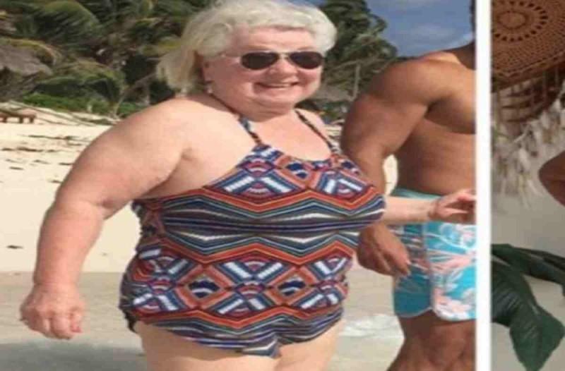 Βλέπετε αυτή τη γιαγιά; Παρατηρήστε την καλά γιατί αυτό που βλέπετε δεν θα το ξαναδείτε