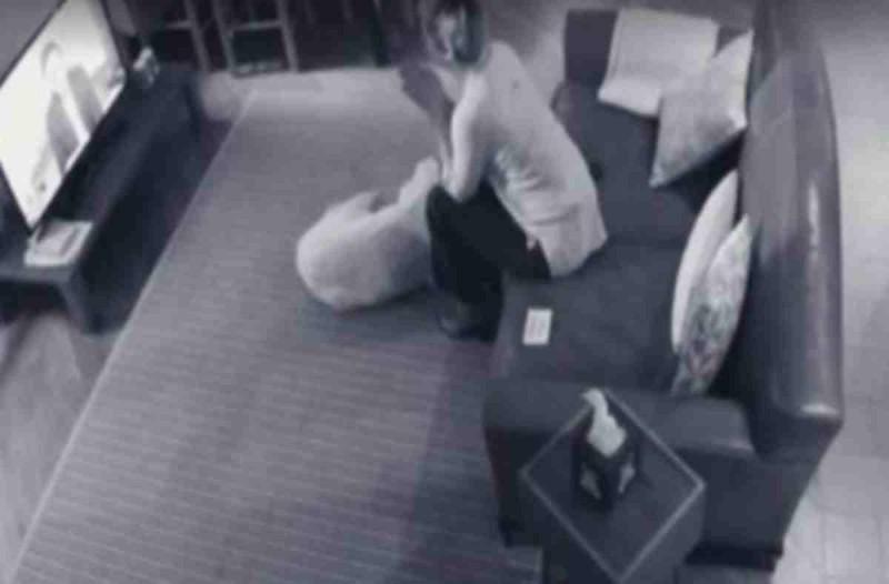 Πίστευε ότι η γυναίκα του είχε εραστή και έβαλε κρυφή κάμερα στο σπίτι - Όταν είδε το βίντεο πάγωσε