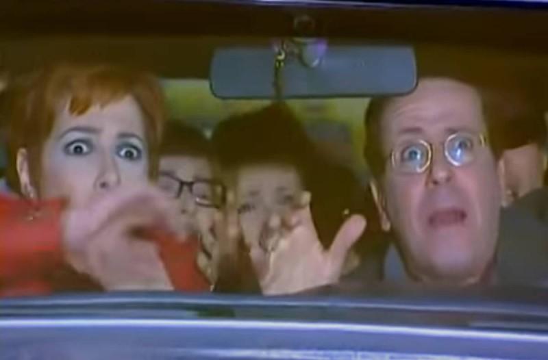 Σοκαρισμένοι όλοι στον ΑΝΤ1 με το Κωνσταντίνου και Ελένης