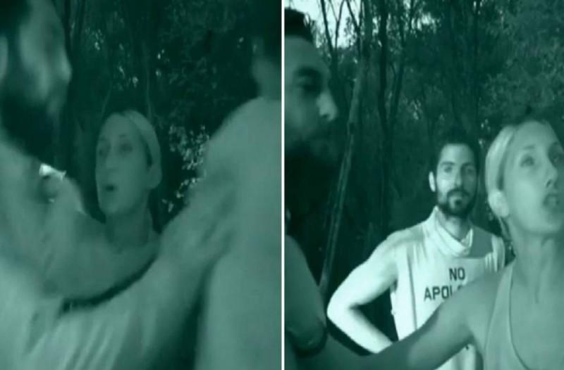 Άγριο ξύλο στο τελευταίο ελληνικό Survivor - Κάμερα κατέγραψε μπουνιές και κλωτσιές