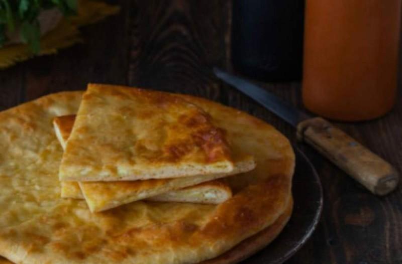 Εύκολη τυρόπιτα στο τηγάνι