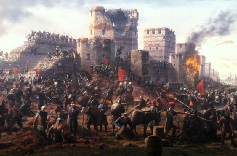 29 Μαϊου 1453: Σαν σήμερα η Άλωση της Κωνσταντινούπολης (Video)