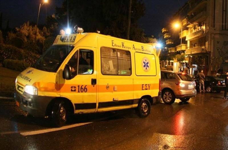Τροχαίο στην Αχαΐα: Σοβαρά τραυματισμένοι η οδηγός και η συνοδηγός