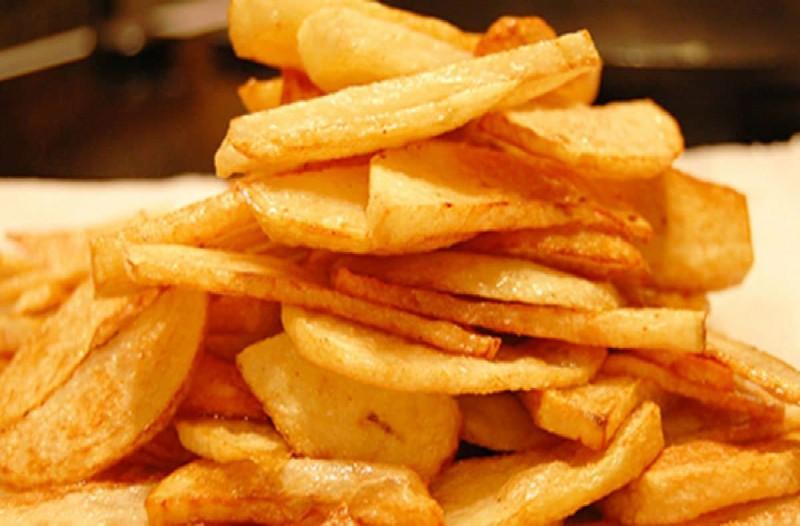 Πώς να τηγανίζετε τις πατάτες για να μην είναι καρκινογόνες;