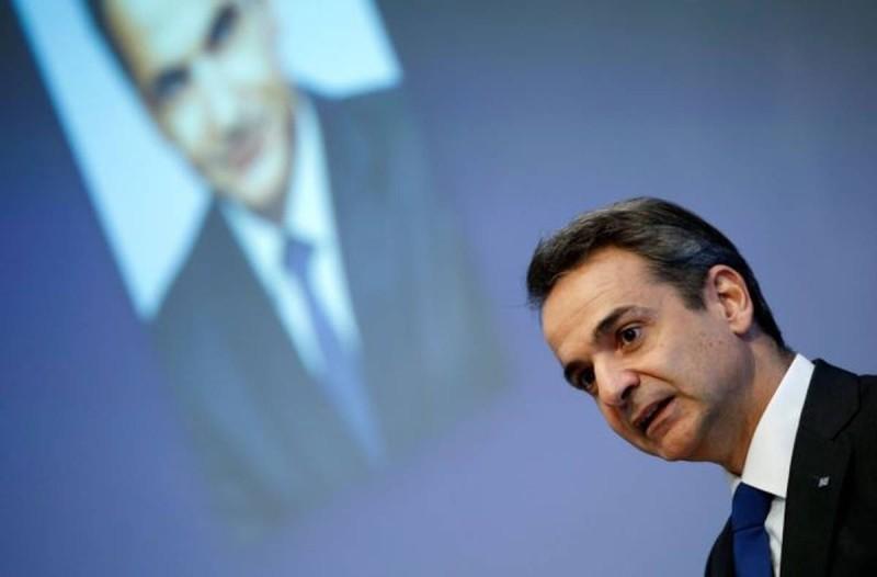 Κυριάκος Μητσοτάκης: Σ'αυτό το κανάλι θα μιλήσει σήμερα (25/05) στις 19:45 ο πρωθυπουργός