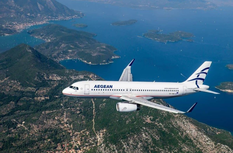 Aegean: Τότε αρχίζουν οι πτήσεις εξωτερικού