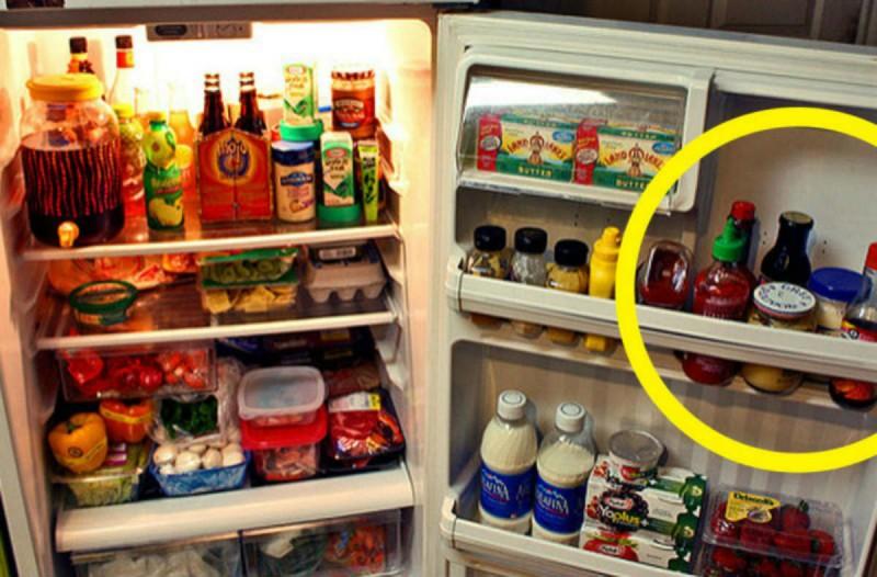 Προσοχή: 13+1 τρόφιμα θάνατος στο ψυγείο σας - Πετάξτε τα αμέσως