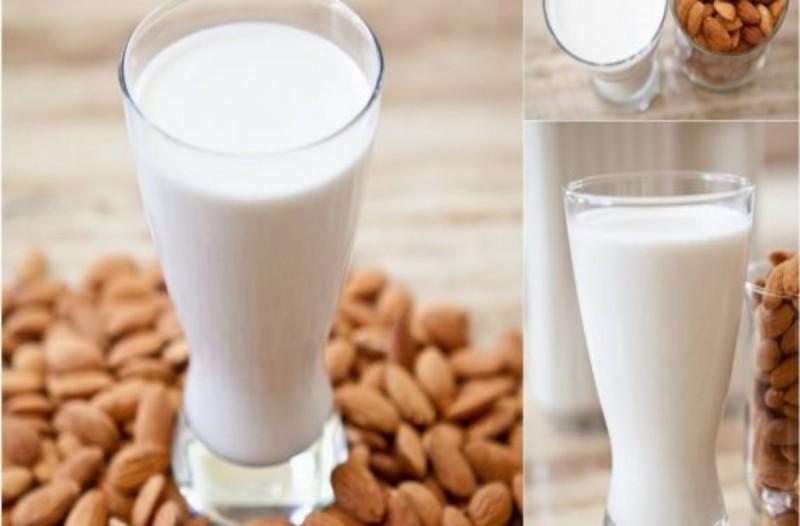 Με αυτό τον τρόπο μπορείτε να φτιάξετε σπιτικό γάλα αμυγδάλου - Είναι πανεύκολο