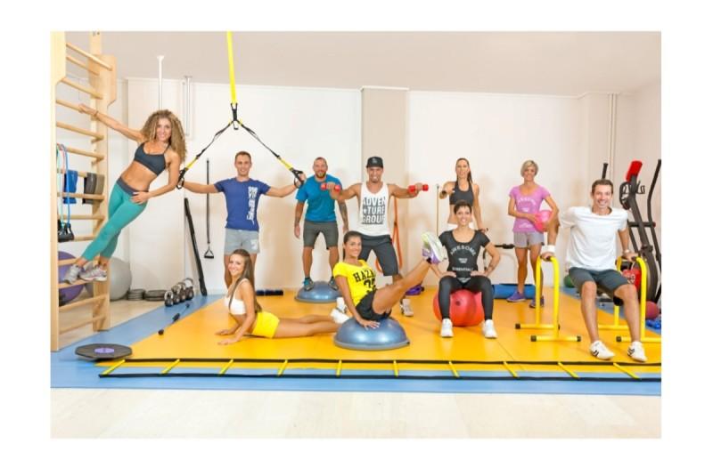 Τώρα, το γυμναστήριο έρχεται σπίτι σου με ένα κλικ!