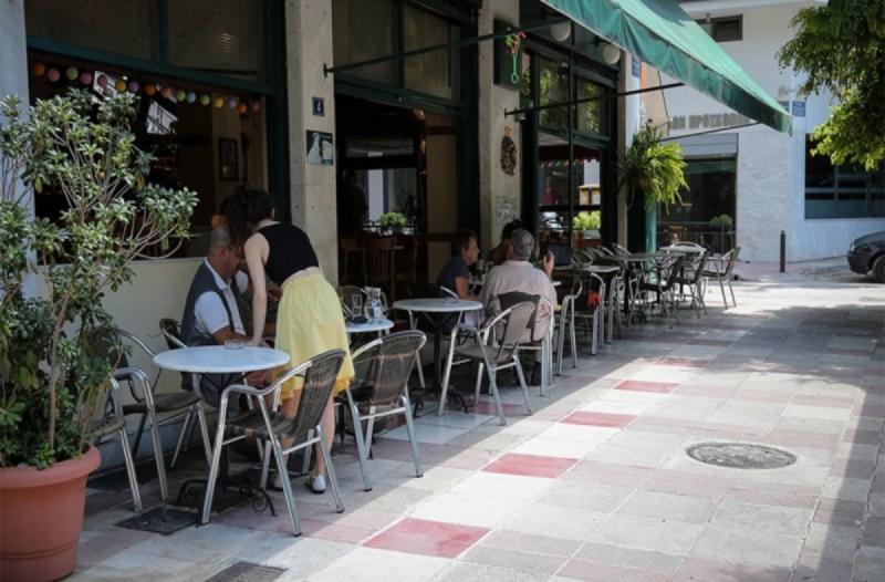 Άρση μέτρων: Όλες οι αλλαγές στις καφετέριες και στα καταστήματα εστίασης