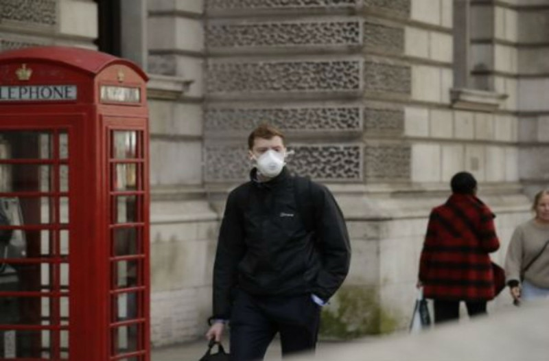 Κορωνοϊός Βρετανία: 626 νέοι θάνατοι - Ανάμεσα τους ένα βρέφος έξι εβδομάδων