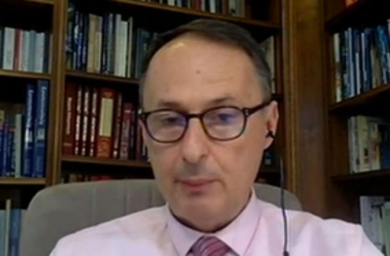 «Δεν υπάρχει αμφιβολία πως θα έχουμε εισαγόμενα κρούσματα κορωνοϊού» - Προειδοποίηση από τον καθηγητή λοιμωξιολογίας, Νίκο Σύψα (Video)