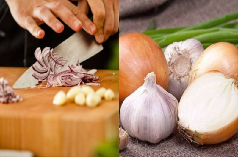 Τέλος στον εφιάλτη: Πώς ξεμυρίζουν τα χέρια από κρεμμύδι και σκόρδο
