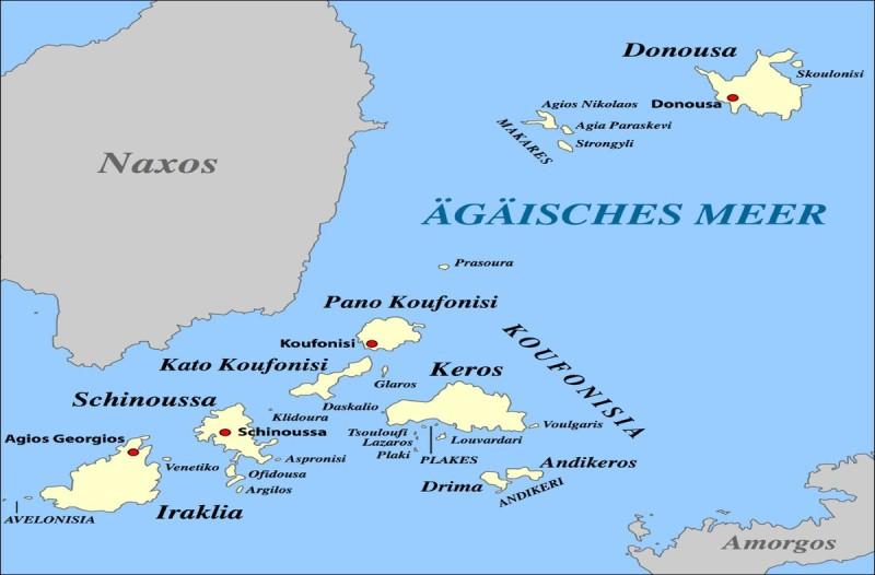 Νησιά για διακοπές από 50 ευρω την μέρα τον Αύγουστο