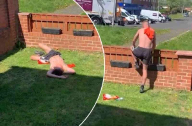 Αυτό το ζευγάρι βρήκε το σώμα ενός άντρα στην αυλή του  - Αυτό που είχε προηγηθεί όμως θα σας κόψει την ανάσα