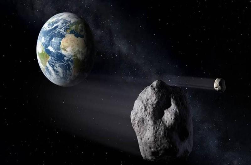 Συναγερμός στη NASA: Γιγάντιος αστεροειδής πλησιάζει την Γη