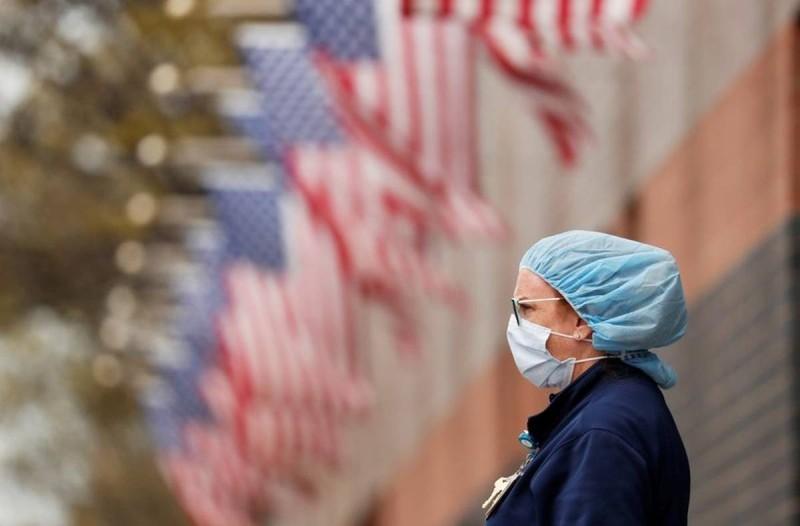 Τραγωδία δίχως τέλος στις ΗΠΑ: 1.450 νεκροί σε 24 ώρες, πάνω από 19.000 συνολικά στη Νέα Υόρκη