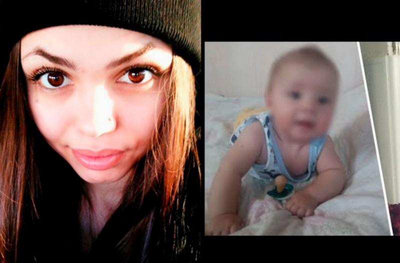23χρονη σατανίστρια νταντά στραγγάλισε, έσφαξε και έκαψε μωρό 6 μηνών (Video)