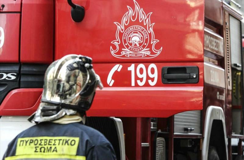 Κερατσίνι: Νεκρή γυναίκα μετά από πυρκαγιά