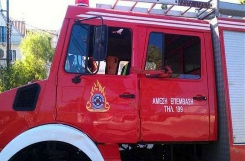 Συναγερμός στην Κρήτη: Φωτιά σε εργοστάσιο παραγωγής μελιού