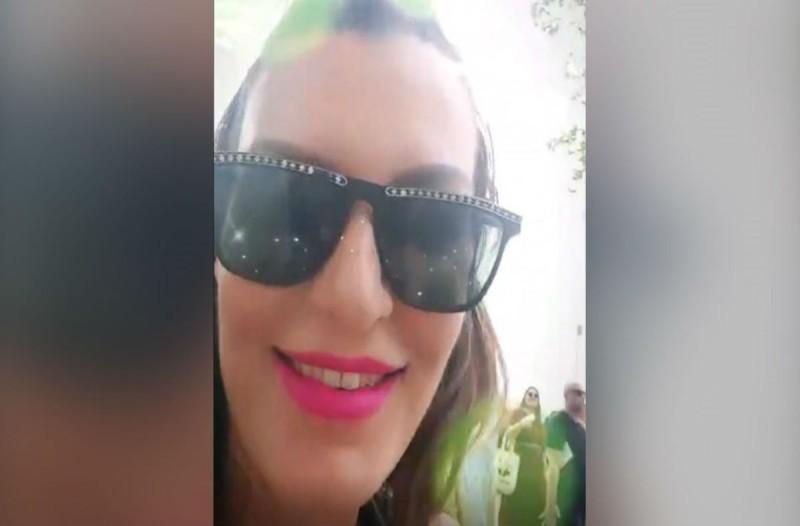 Θύμα ξυλοδαρμού η... γνωστή παρουσιάστρια στη Θεσσαλονίκη
