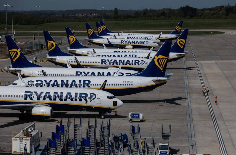 Ryanair: Εισιτήρια για Ελλάδα κάτω από 30 ευρώ - Δείτε αναλυτικά