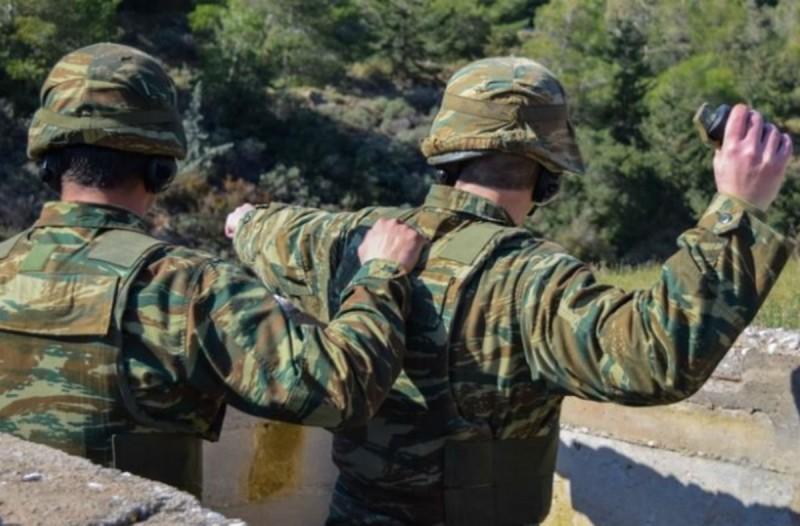 Έκτακτη ανακοίνωση για τον Στρατό Ξηράς: Πότε θα γίνει η κατάταξη των στρατεύσιμων - Ποια έγγραφα θα πρέπει να έχουν μαζί τους οι καλούμενοι