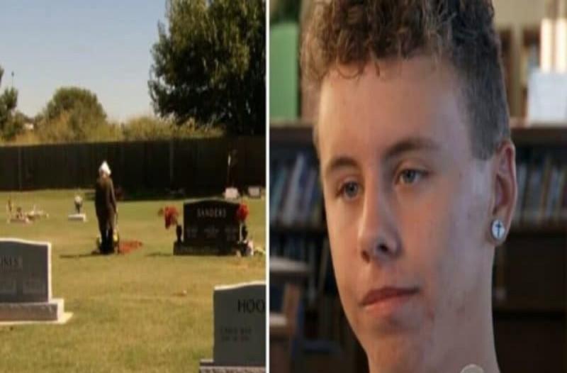 Λήστεψαν αυτή την 78χρονη δίπλα στον τάφο του άνδρα της - 1 εβδομάδα μετά την πήρε ο...